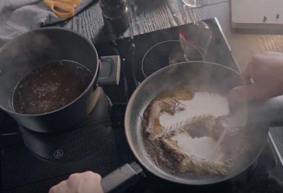 Hard Face je vaším každodenním kuchařským hrdinou