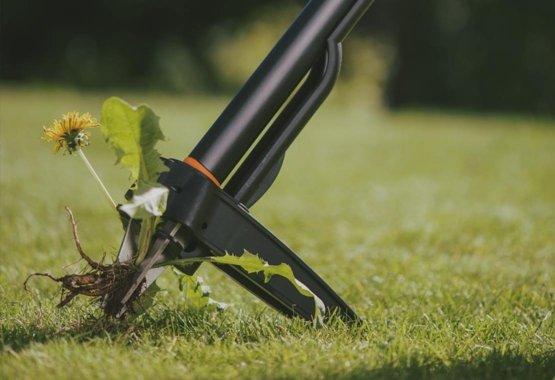 Vytrhávače plevele nabízí rychlé řešení pro odplevelení