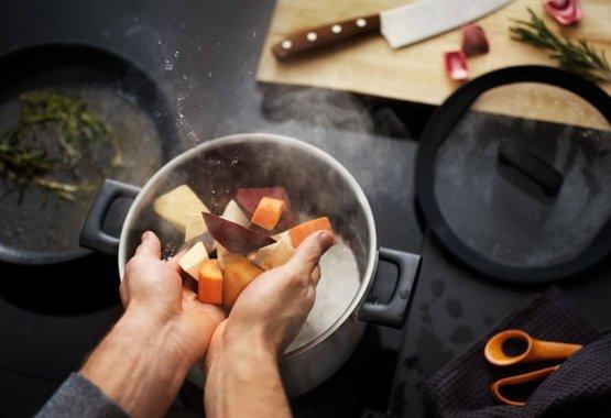 Hard Face – pro náročné vaření