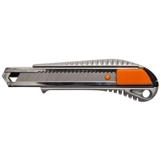 Odlamovací nůž celokovový 18 mm