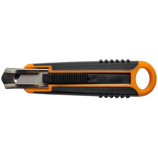 Odlamovací nůž s automatickým zasouváním 18 mm