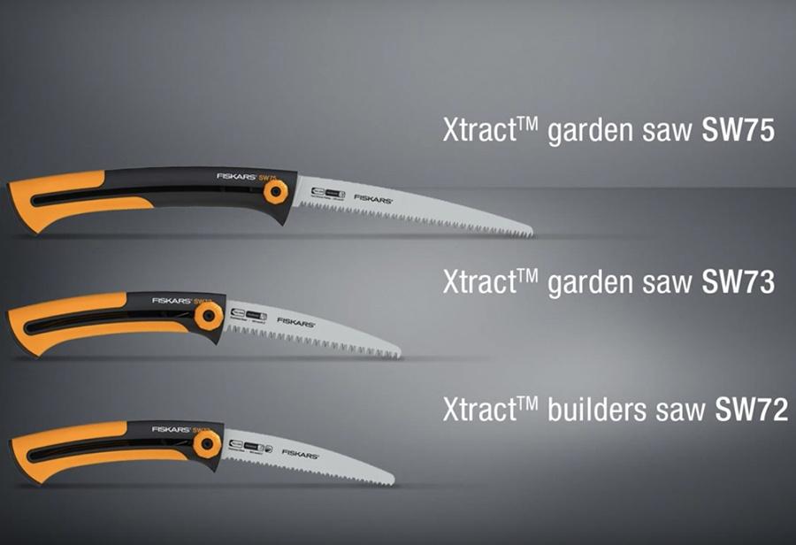 Pilka zahradní Xtract™ (L) SW75