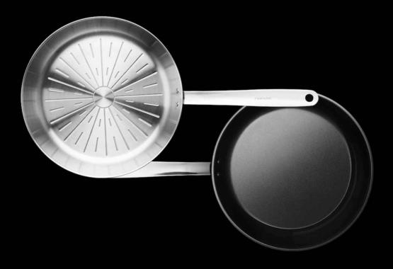Kuchyňské nádobí s keramickým povrchem a bez něj – v čem je rozdíl?