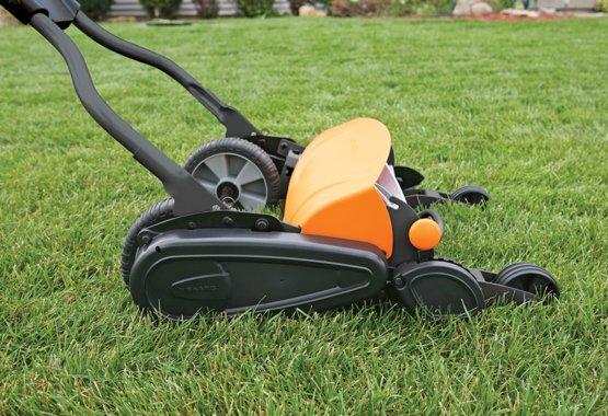 Hýčkejte svůj trávník