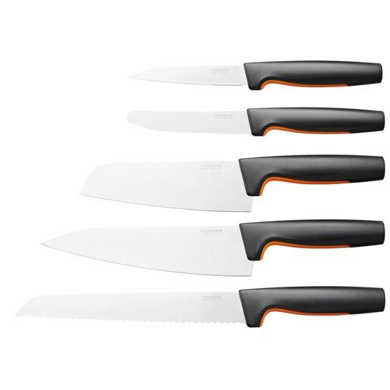 Velká startovací sada s 5 noži Functional Form
