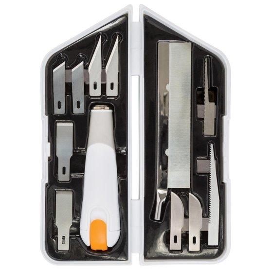 Souprava uměleckého nože Premium Performance a čepelí