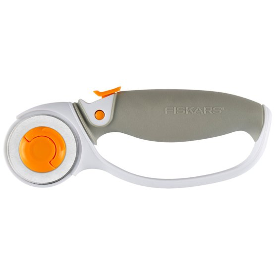 Fiskars Řezací kolečko s okem Titanium Ø 45 mm