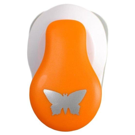 Ozdobná děrovačka M - Motýl