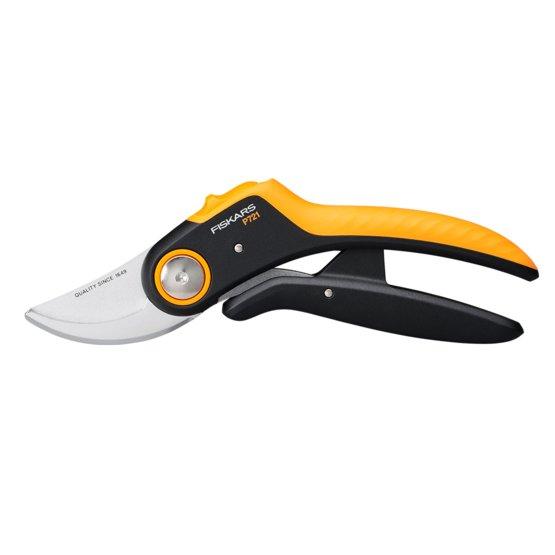 Dvoučepelové zahradní nůžky PowerLever Plus (P721)