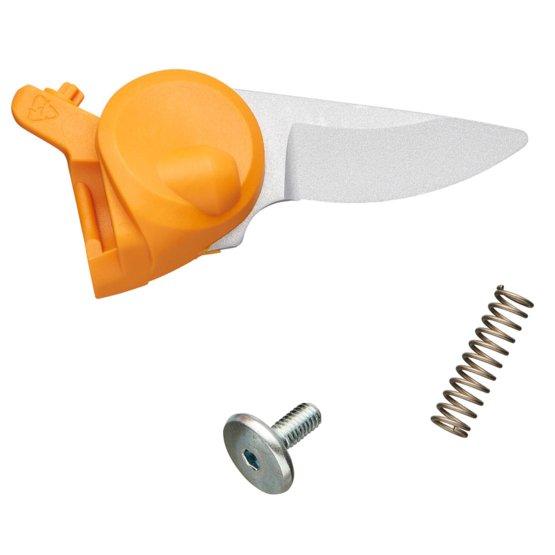 Čepel, šroubek, pružina pro nůžky P921
