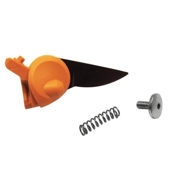 Čepel, šroubek, pružina pro nůžky PX93