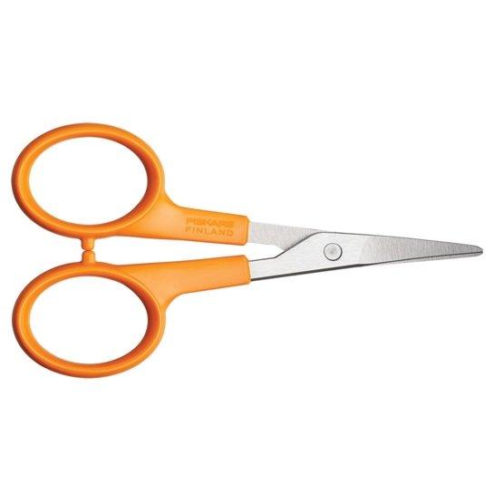 Vyšívací nůžky zakulacené Classic 10 cm