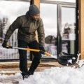 Ergonomické hrablo na sníh X-series™