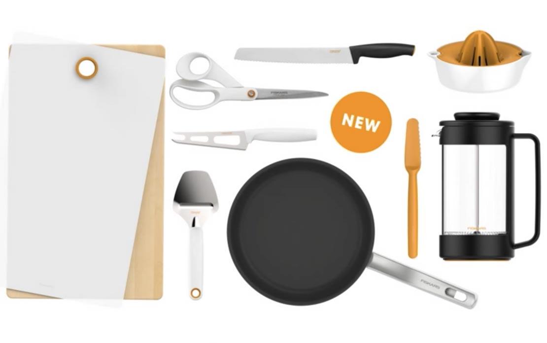 Set roztíracích nožů Functional Form