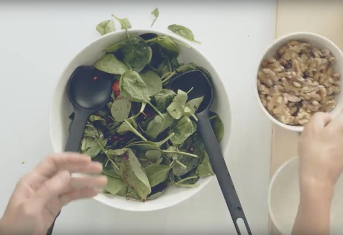 Salátové kleště Functional Form