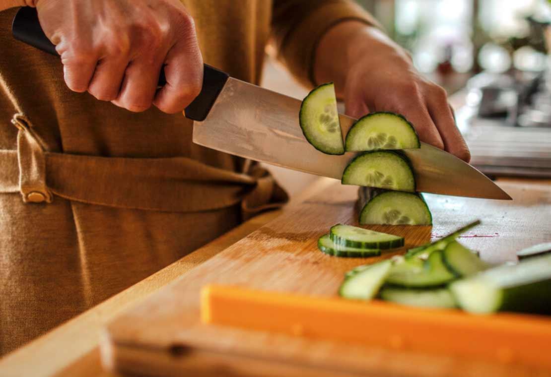 Velký kuchařský nůž, 21 cm Functional Form