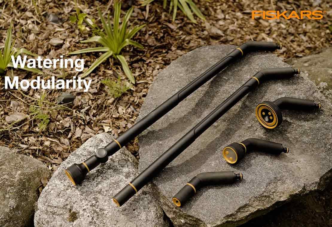 Zavlažovací pistole Comfort, multi