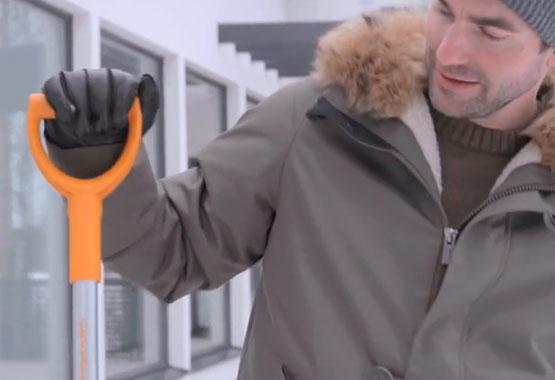 Lopatka do auta SnowXpert™